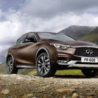 Infiniti QX30 UK pricing announced