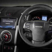 Isuzu D-Max Centurion UK pricing