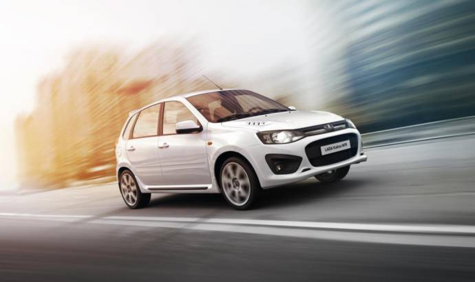 Lada Kalina NFR is company's fastest car