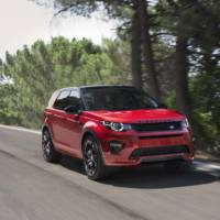 Land Rover Discovery Sport Dynamic Design Pack introduced