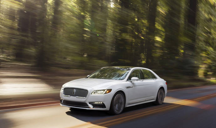 Lincoln Continental - 40.000 pre-orders