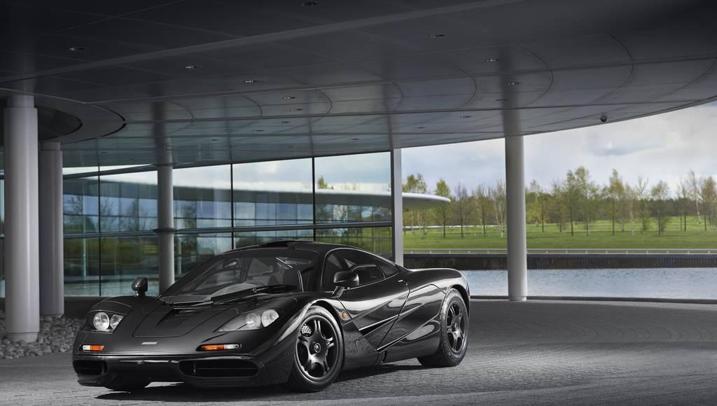 McLaren F1 for sale by McLaren Special Operations