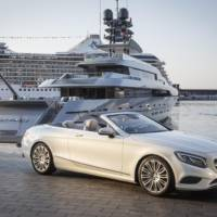 Mercedes S-CLass Convertible UK pricing