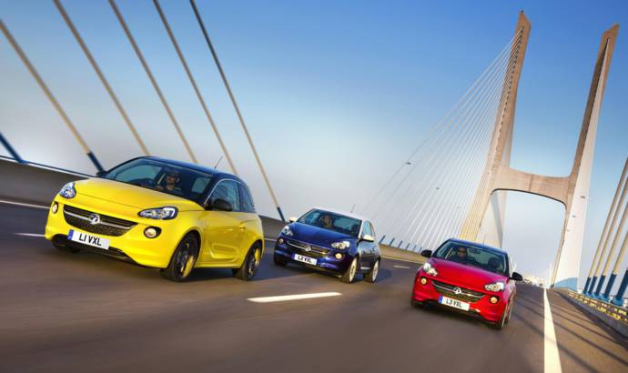 Opel Adam Unlimited announced