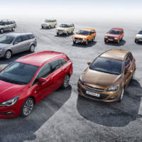 Opel details its station wagon genealogy