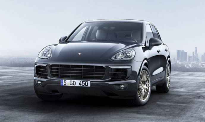 Porsche Cayenne Limited Edition launched