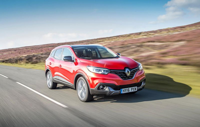Renault Kadjar receives EDC transmission and Signature S Nav version