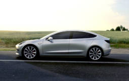 Tesla Model 3 - Official pictures and details