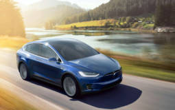 Tesla Model X 70D replaced with Model X 75D