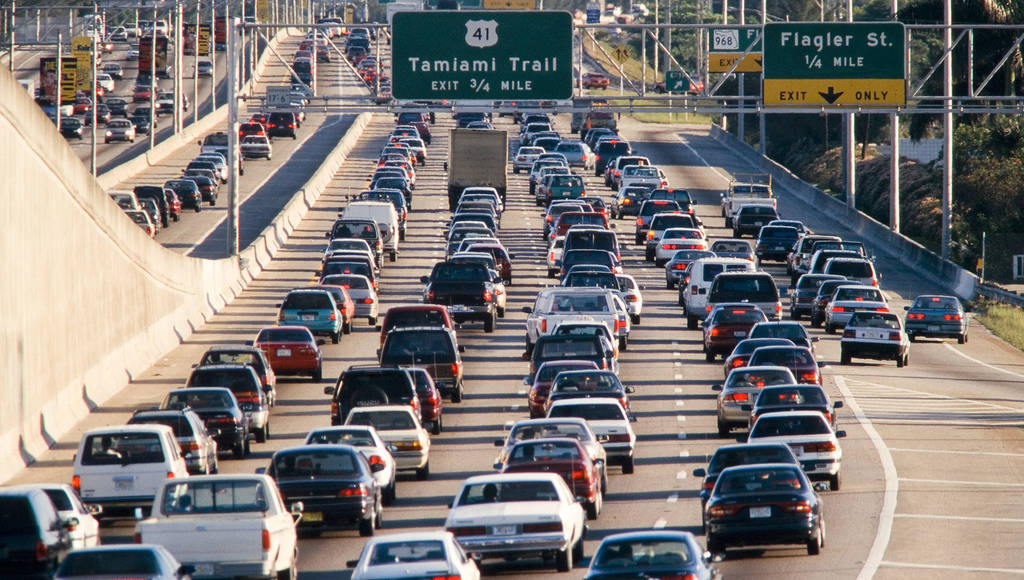 This is it. Americans drove 3.1 trillion miles in 2015