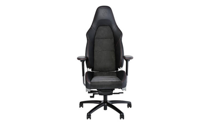 This is the all-new Porsche office chair. Would you pay 6.570 USD?