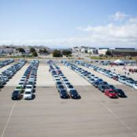 Toyota Prius owners - New world record for hybrid parade