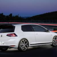 Volkswagen Golf GTI Clubsport Edition 40 launched in UK