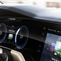 Volkswagen T-Prime Concept GTE unveiled in Beijing