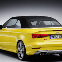 2016 Audi A3 facelift - Official pictures and details