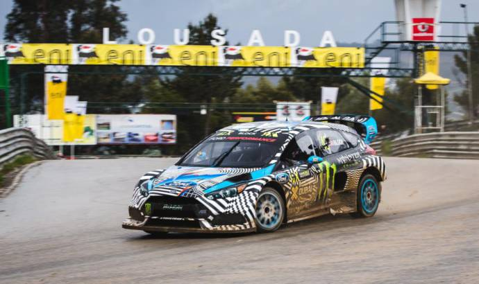 Ford Focus RS RX unveiled by Ken Block