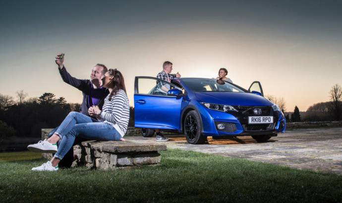 Honda Civic Sport version launched in UK