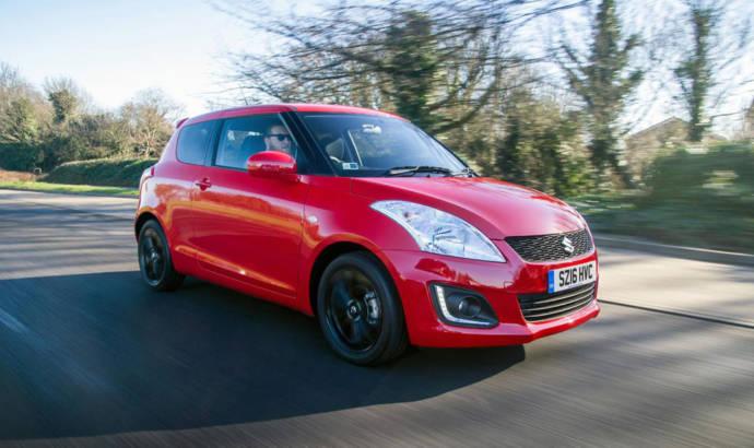 Suzuki Swift reaches 5 million units produced