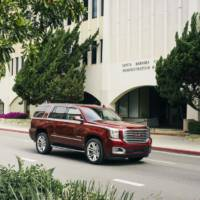 2016 GMC Yukon SLT Premium Edition introduced