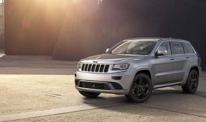 2016 Jeep Grand Cherokee recalled in the US