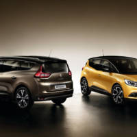2016 Renault Grand Scenic - Official pictures and details