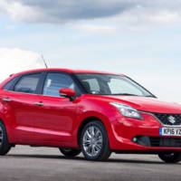 2016 Suzuki Baleno UK pricing announced