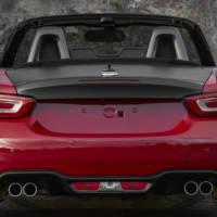2017 Fiat 124 Spider - Price