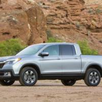 2017 Honda Ridgeline enters production in Alabama