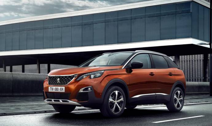 2017 Peugeot 3008 - Official pictures and details
