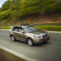 2017 Subaru Forester US pricing announced