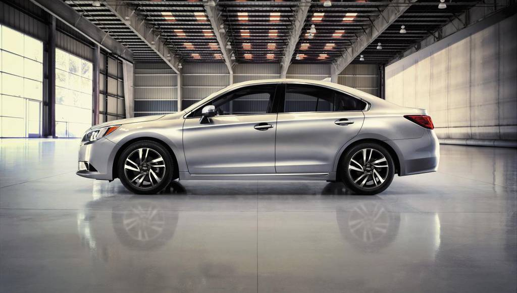 2017 Subaru Legacy Sport introduced in US