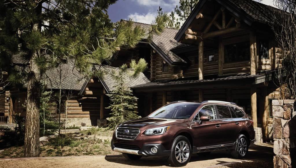 2017 Subaru Outback Touring announced