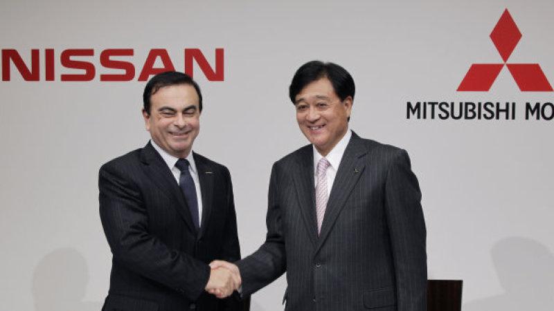 After sacking them, Nissan buys stake in Mitsubishi