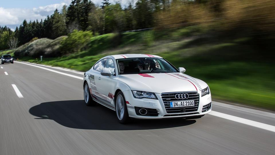 Audi A7 Piloted Driving new informations unveiled
