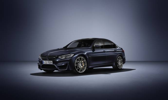 BMW M3 30 Jahre - Special edition for a special model