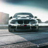 BMW M3 Coupe shines again