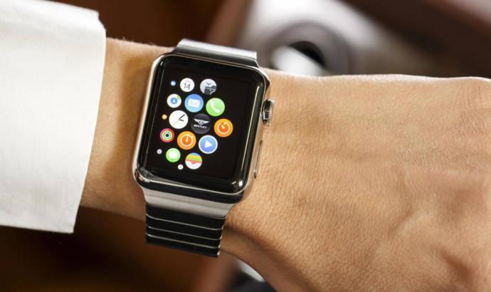 Bentley Bentayga has its own Apple Watch app