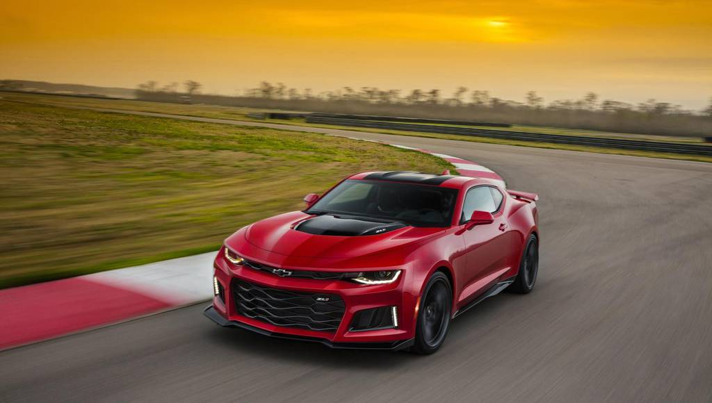 Chevrolet Camaro ZL1 to receive 10 speed transmission