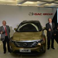 Chinese GAC Group targets US market with NAIAS 2017 presence