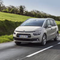 Citroen C4 Picasso and Grand Picasso facelift