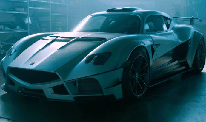 Evantra Millecavalli - 1.000 HP and 2.7 seconds for not to 100 km/h