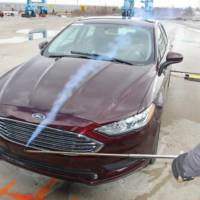 Ford inaugurates a mobile aeroacoustic wind tunnel