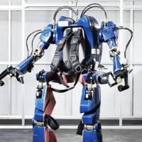 Iron Man suit made by Hyundai