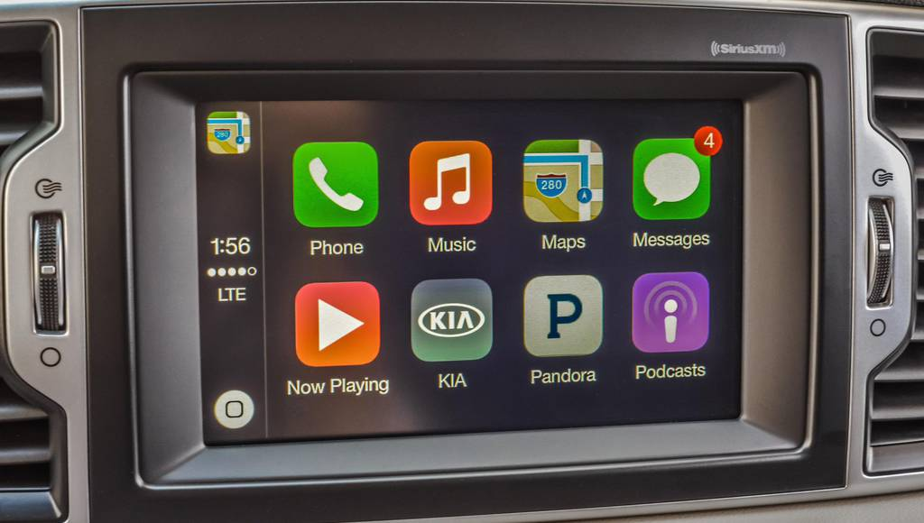 Kia Sportage and Optima to offer Apple CarPlay compatibility