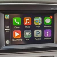 Kia Sportage and Optima to offer Apple CarPlay compatibility