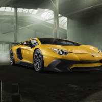 Lamborghini Aventador LP 750-4 Superveloce modified by Novitec