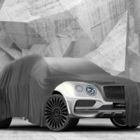 Mansory teases a unique Bentley Bentayga