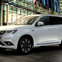 Mitsubishi Outlander PHEV reached 100.000 units