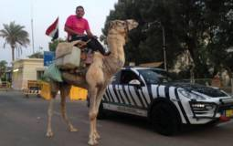 New world record for driving from Europe to Africa