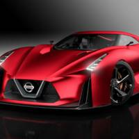 Nissan Concept 2020 Vision Gran Turismo unveiled in London